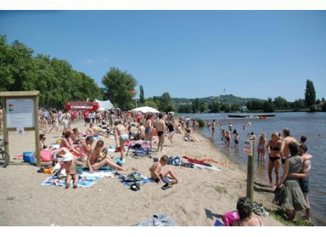 Vichy plage à 10 min
