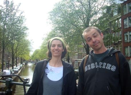 LOVELY TIME IN AMSTERDAM