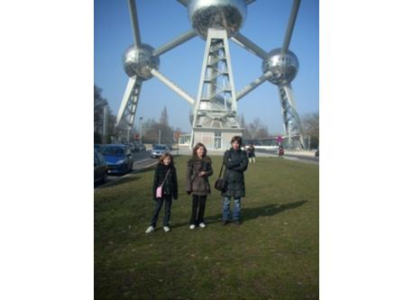 THE FAMILY IN BRUSSELS