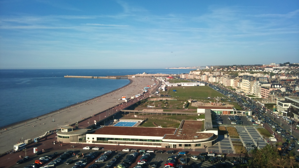 Dieppe - The Beach