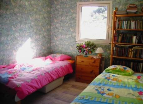 guest or children's bedroom