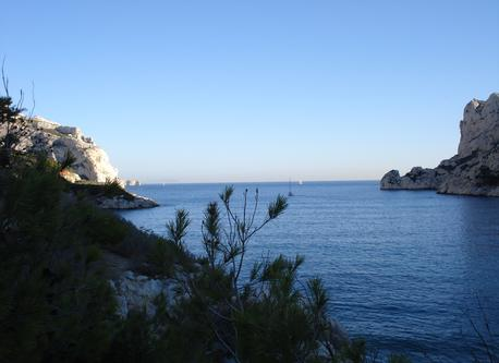 "Sormiou ""Calanque"", half an hour walking from home"