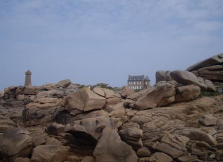 Brittany, north coast