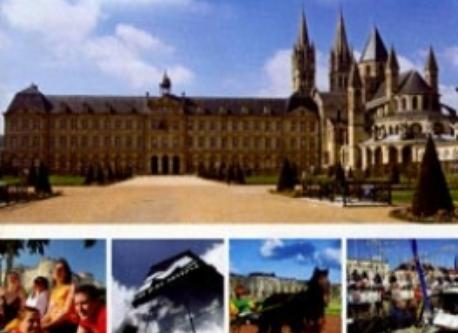 L'abbaye aux dames (mairie visitable)