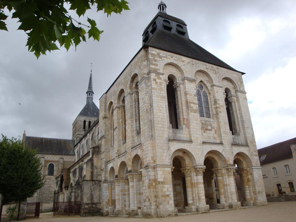 Basilique de Fleury sur Loire