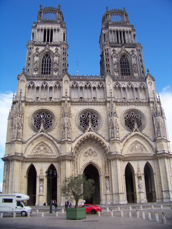Ste Croix  cathedral