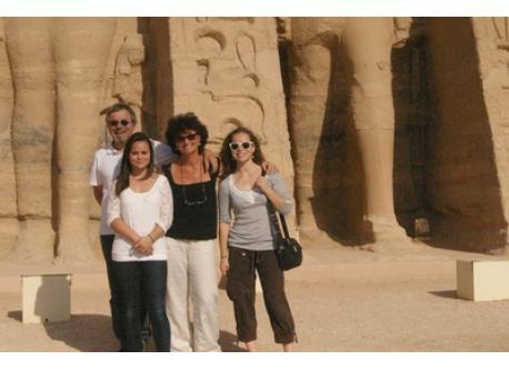 la famille en Egypte