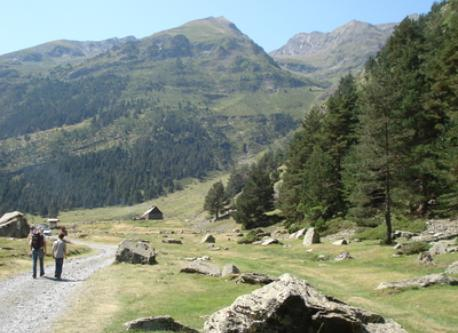 Les Pyrénées-Col d'Ourdissetou