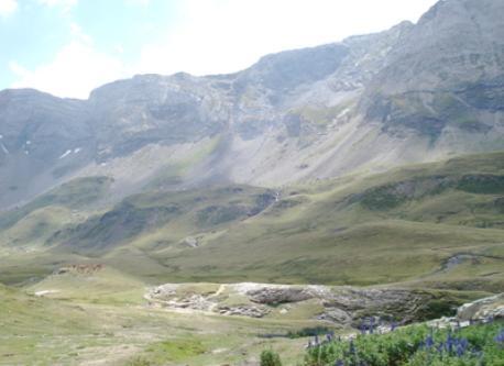 Les Pyrénées-Cirque de Troumouse