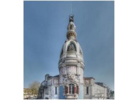 La tour LU, Nantes
