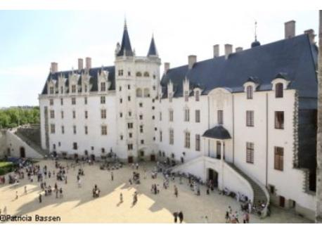 Le chateau de Nantes