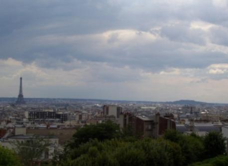 4. View from Parc de Belleville
