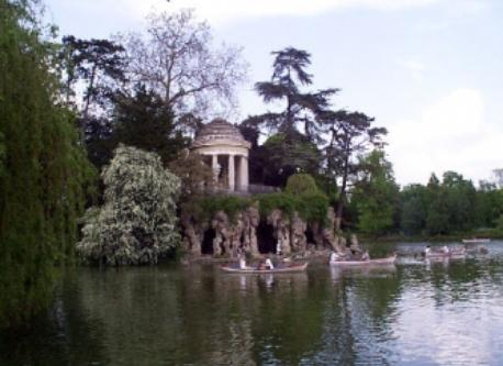 Lac du bois de Vincennes