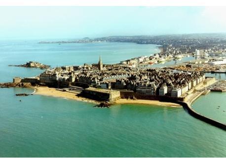 St Malo à 35 mn