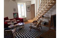Living room (street side)