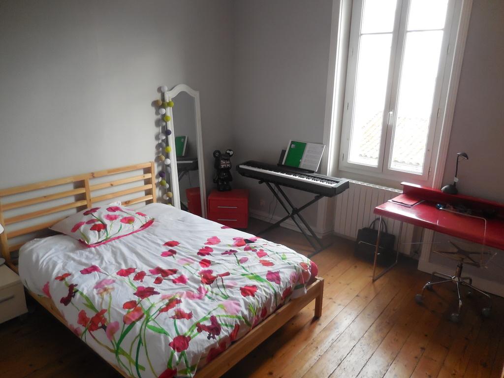 Rébecca's room