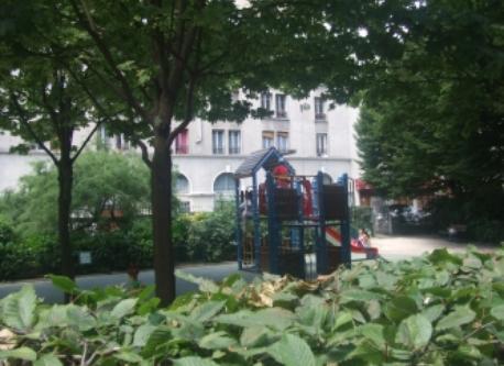Children parc area