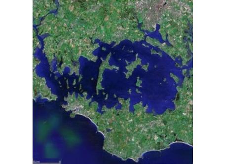 Golfe du Morbihan.