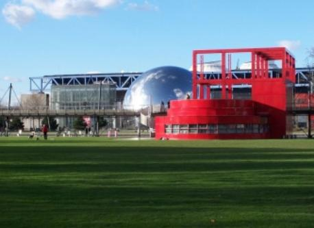 Sciences city of La Villette
