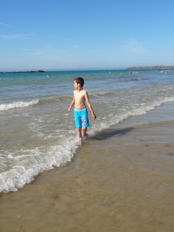 BIG BEACH AT SAINT-MALO