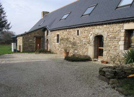 Maison traditionnelle Morbihan + appartement possible sur Paris