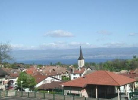 village Anthy sur Léman