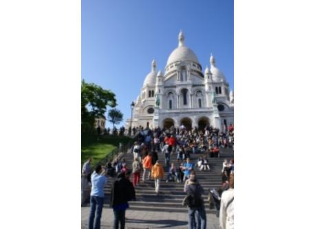La Butte Montmartre - Le Sacré Coeur, 10 mn walk from home