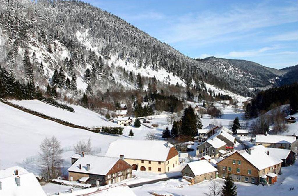 Les Vosges en hiver / The Vosges in winter / Die Vogesen im Winter