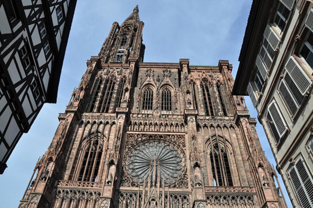 Cathédrale de Strasbourg / Strasbourg Cathedral / Strasburger Münster