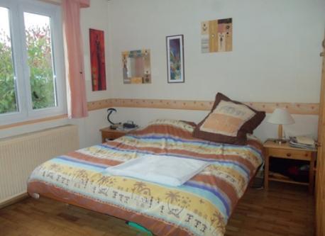 Chambre de Anne & Jean Jacques / Anne & Jean Jacques's Bedroom / Anne & Jean Jacques's Schlafzimmer