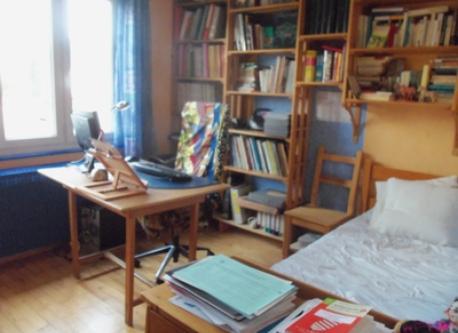 La chambre de Flo / Flo's Bedroom / Flo's Schlafzimmer