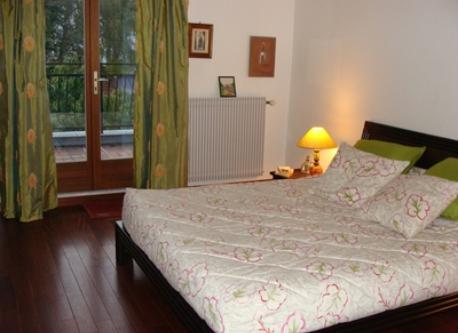 Main bedroom (double bed, 1.60 m wide
