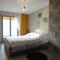 une des 3 chambres lits doubles 140 X 200