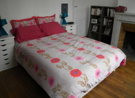 Chambre des parents / Parents' bedroom