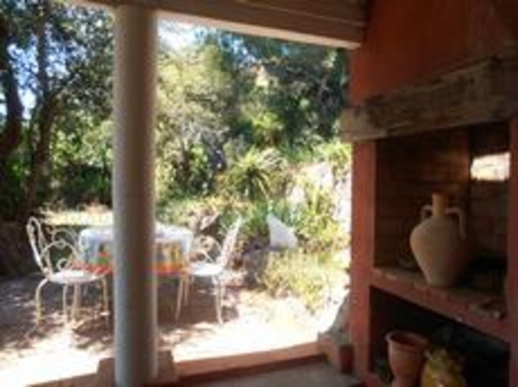 Le Jardin depuis la Pergola