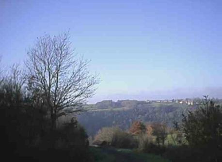Landscape near Châteauroux