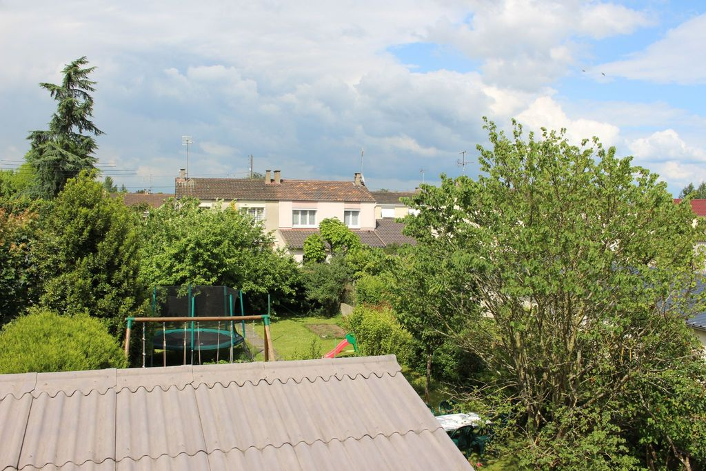 Garden ,view from the master bedroom