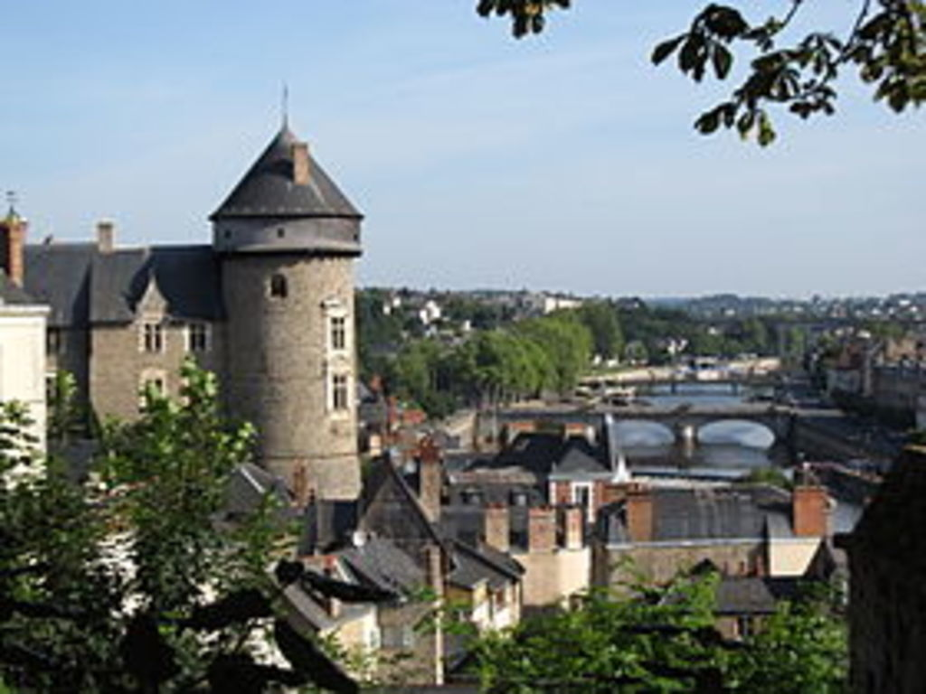 Old city of LAVAL