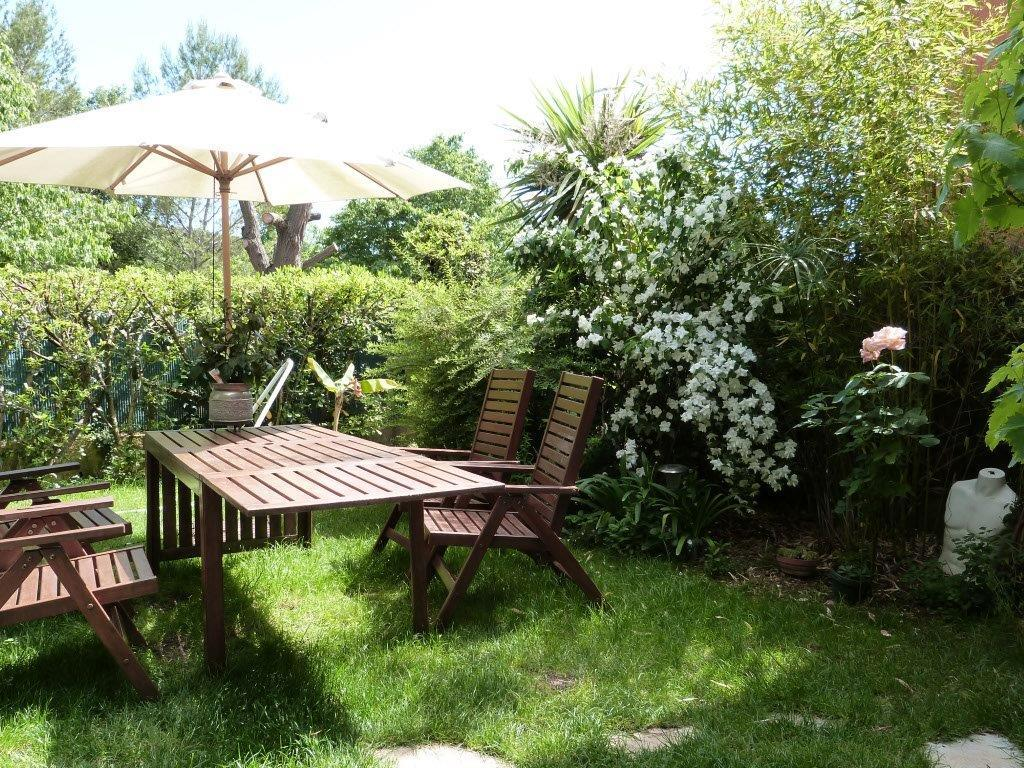 The 45 m2 garden