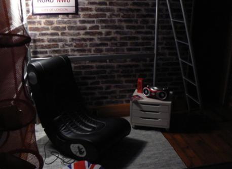 Samuel's bedroom