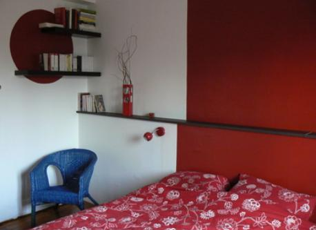 The parent's bedroom 2