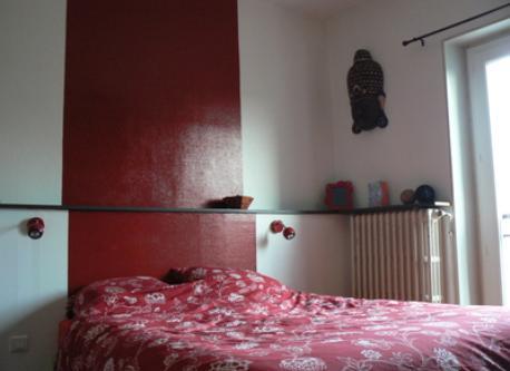 The parent's bedroom 1