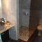 Small bathroom with italian shower
