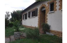 la façade la maison