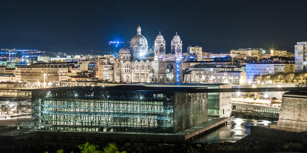 Marseille à 20 mn