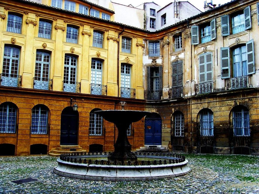 Aix-en-Provence (35 min.)