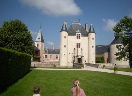 A castle nearby (II)