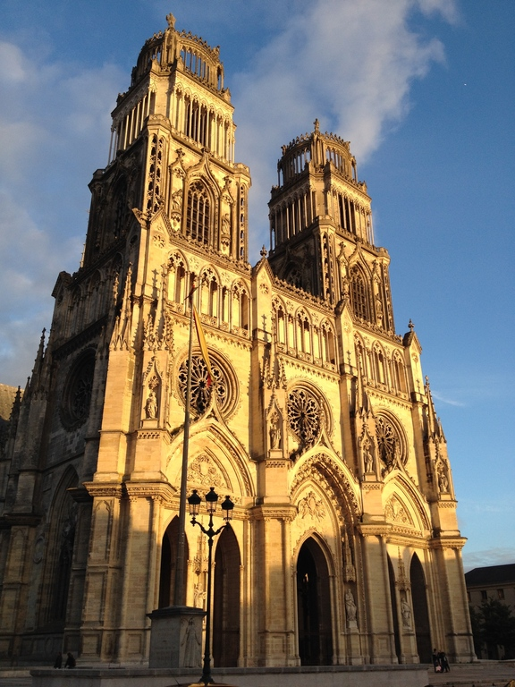 Orléans cathedral