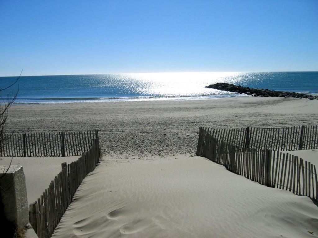 Beach near Montpellier
