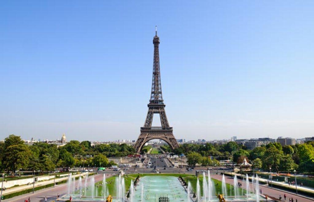 Paris 1h drive